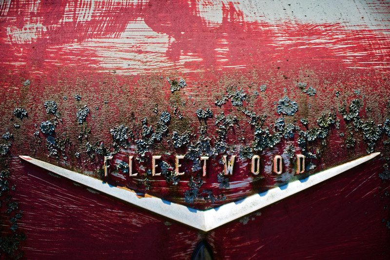 Fleetwood .. of the hand painted variety!