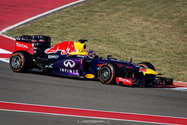 Team Red Bull's Sebastian Vettel