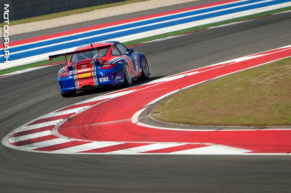 Topp Racing Performance' Porsche GT3 Cup car