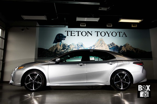 Teton Toyota Idaho Falls ID