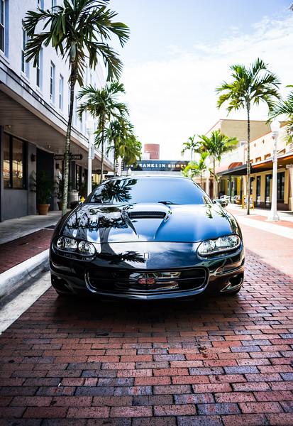 Tyler Franz's Camaro SS