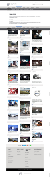Volvo Brand Stories