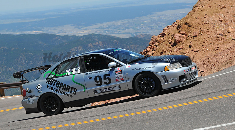 Robert Thorne - #95 - 1998 Audi A4 - Time Attack 4WD