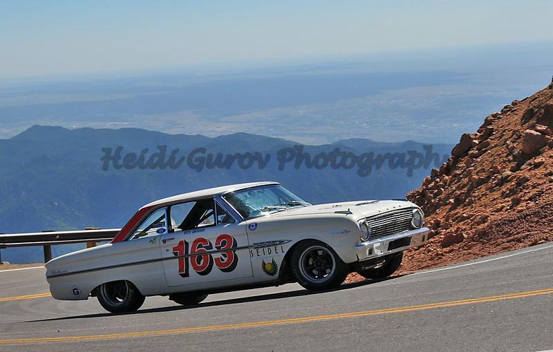 Keith Davisdon - #163 - 1963 Ford Falcon