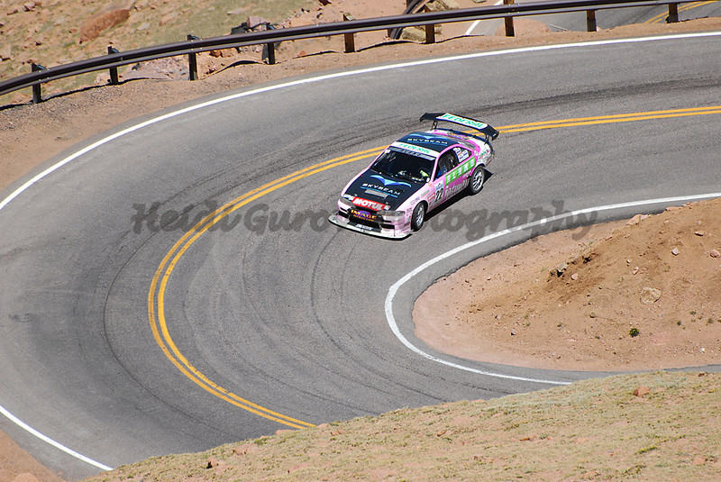 Ken Stouffer - #22 - 1995 Nissan 240sx - Time Attack 2WD