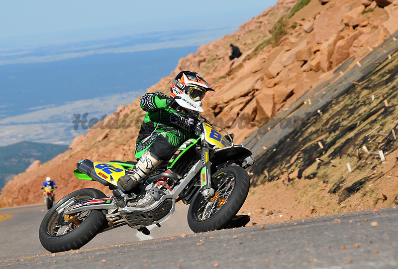Chase Guthrie - #82 - 2011 Kawasaki KXF450 - Super Moto 450