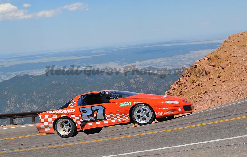 Steve Goeglien - #27 - 2002 Chevrolet Camaro - Super Stock Car