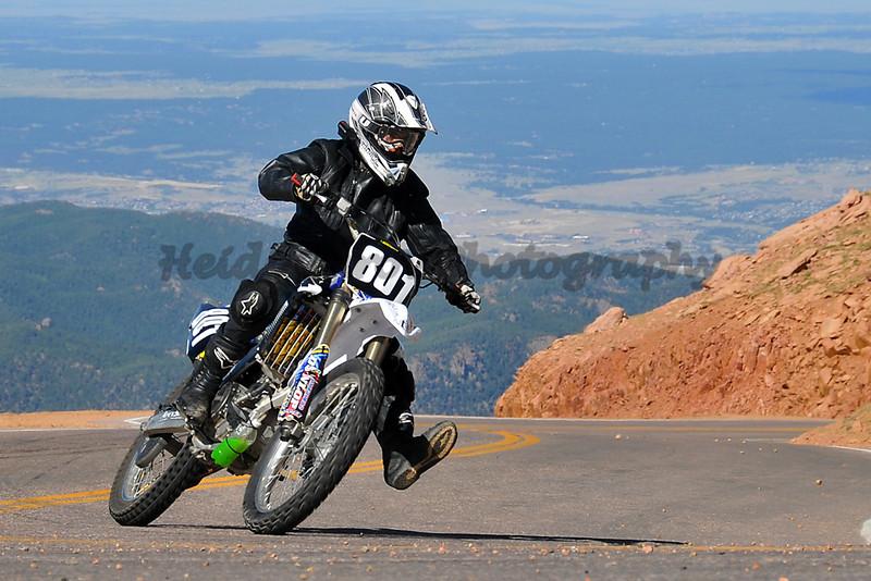 Justin Rastegar - #801 - 450 Motorcycle