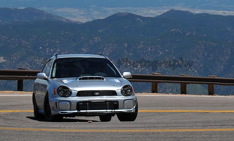 Martin Mennig - #486 - 2002 Subaru Impreza WRX - Time Attack 4WD