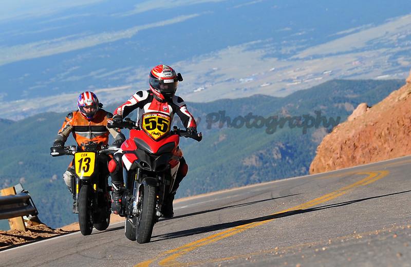 Glenn Cox - #13 - 1205 Motorcycle<br /> Alexander Smith - #55 - 1205 Motorcycle