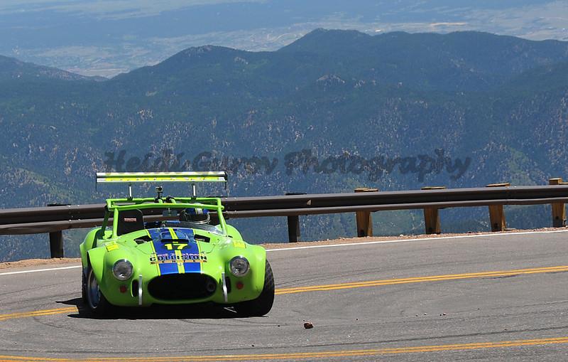 Randy Schranz - #17 - 2011 Shell Valley Cobra - Pikes Peak Open
