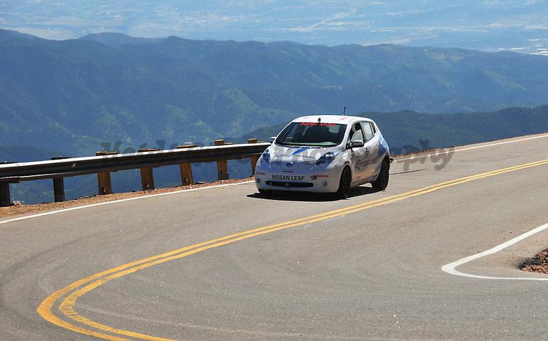 Chad Hord - #909 - 2011 Nissan Leaf - Electric