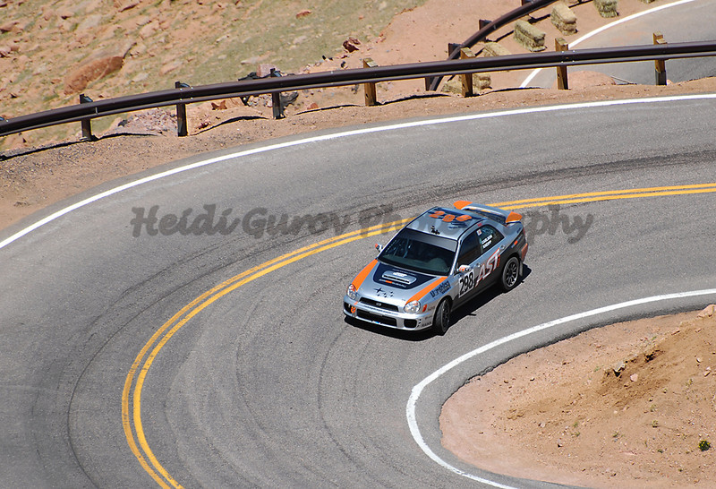 Christy Carlson - #298 - 2002 Subaru Impreza WRX - Time Attack 4WD