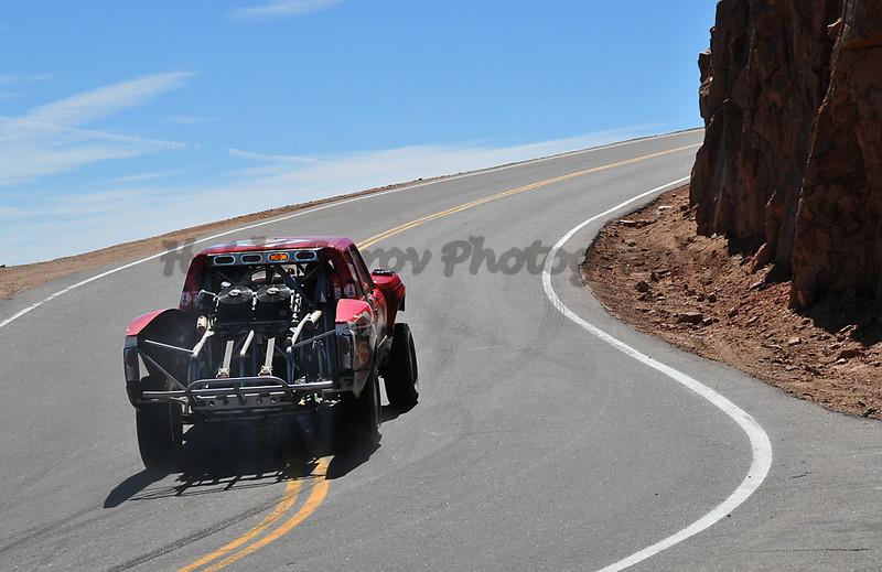 Shawn Fink - #307 - 2010 Ford Ranger - Pikes Peak Open
