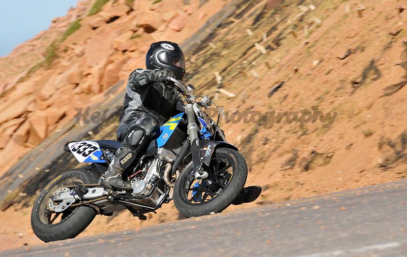 James McKay - #333 - 750 Motorcycle