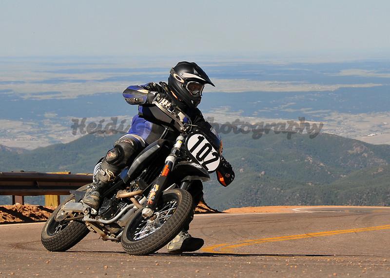 Seth Cohen - #102 - 750 Motorcycle