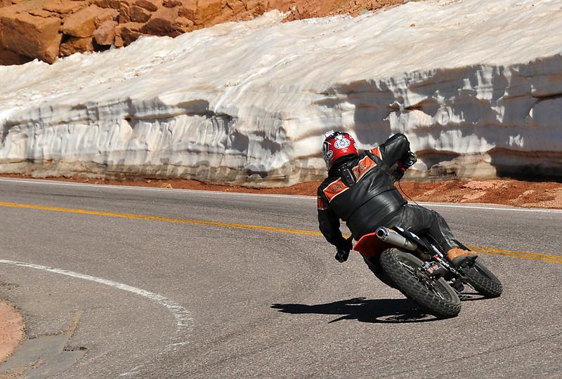 Michael Kassebaum - #4 - 450 Motorcycle