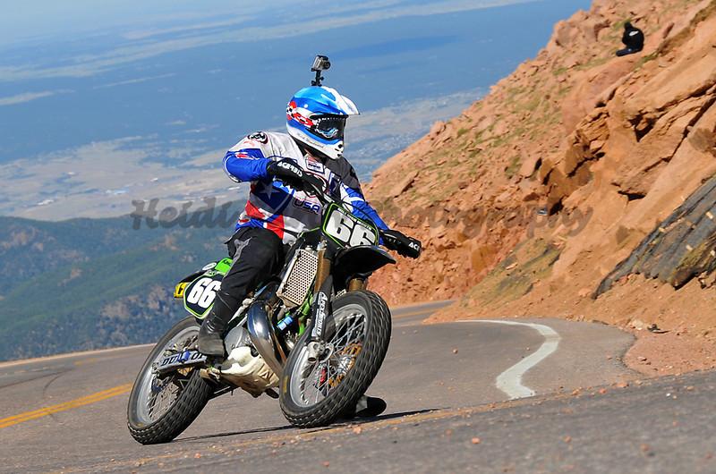 Mark Woodward - #66 - 450 Motorcycle