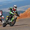 Leeland Sinclair - #521 - 2009 Honda 450F - Super Moto 450<br /> Craig Chicoine - #100 - 2009 Kawasaki kx450SPPR - Super Moto 450