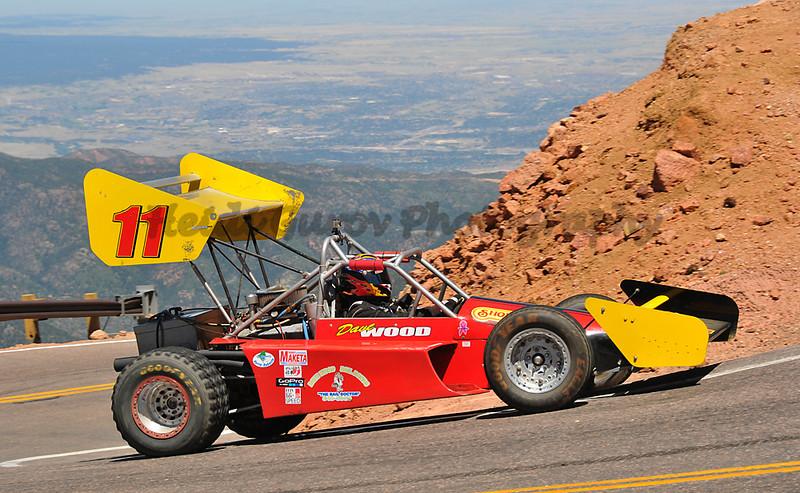 Dave Wood - #11 - 2010 Wells Coyote - Open Wheel