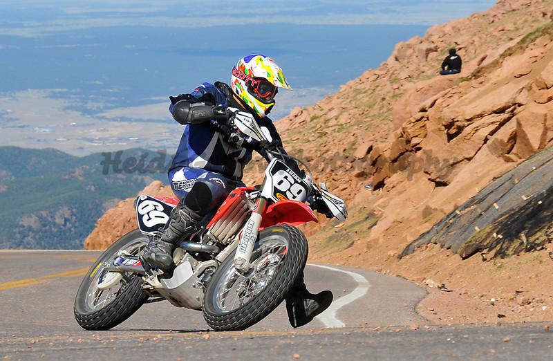 Darryl Lujan - #69 - 450 Motorcycle