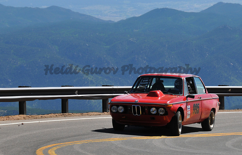 Mark Visconti - #995 - 1974 BMW 2002 - RMVR
