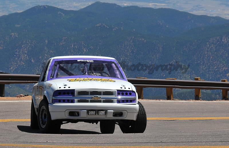 Dean Burling - #74 - 2003 Chevrolet S10 - Pikes Peak Open