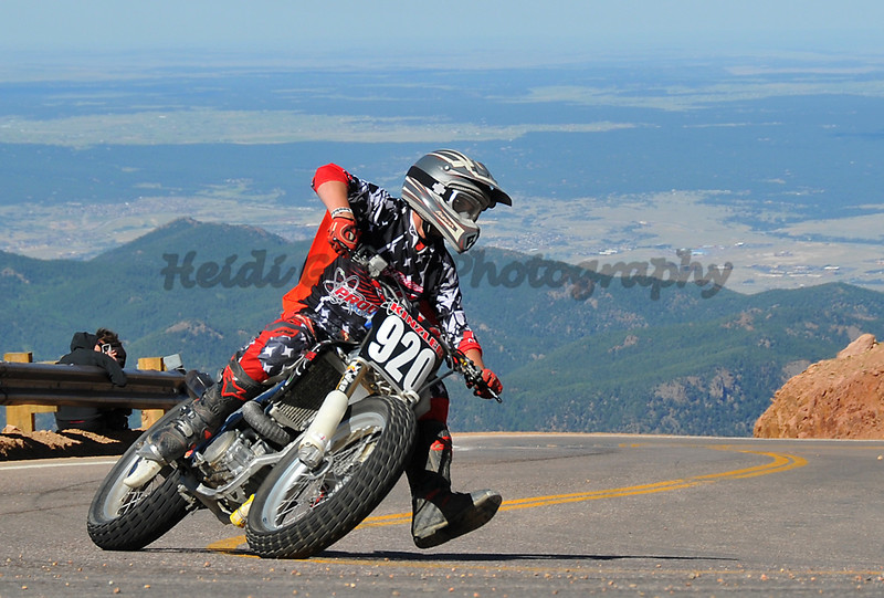 Zach Kinzler - #920 - 450 Motorcycle