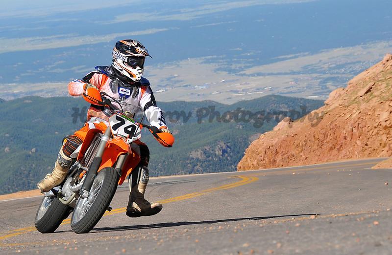 Dan Harmon - #74 - 750 Motorcycle