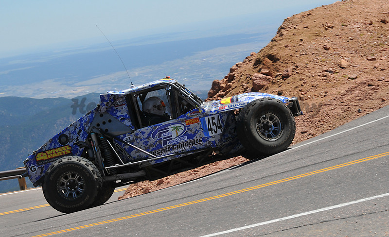 David Cole - #454 - 2010 Kirby Designs Ultra4 - Pikes Peak Open