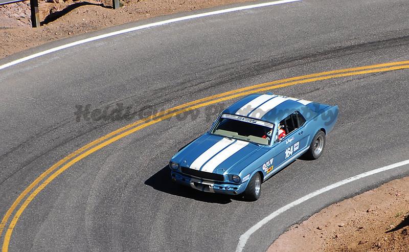 Jim Hodgson - #164 - 1966 Ford Mustang