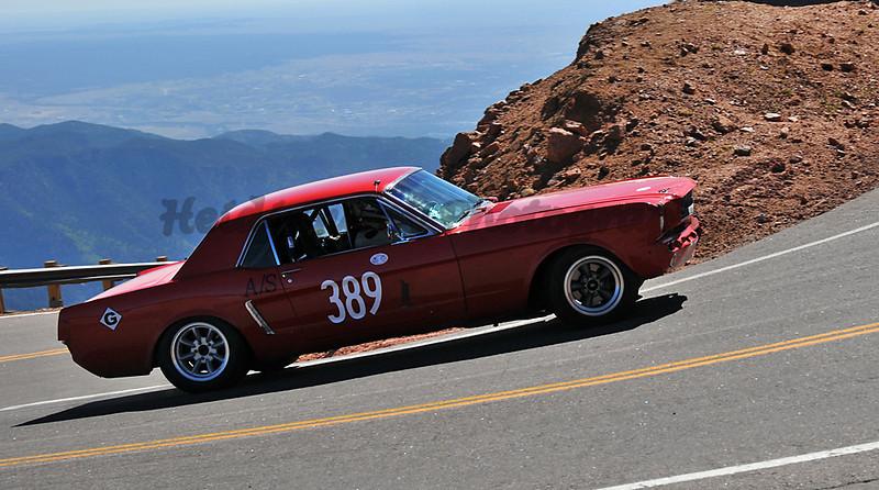 Ralf Christensson- #389- 1964 Ford Falcon Futura Sprint