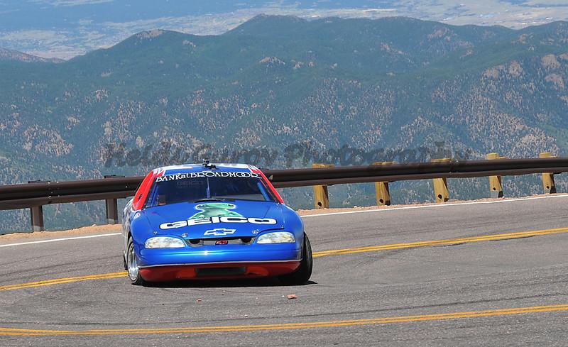 Layne Shranz - #7 - 1999 Chevrolet Monte Carlo - Super Stock Car
