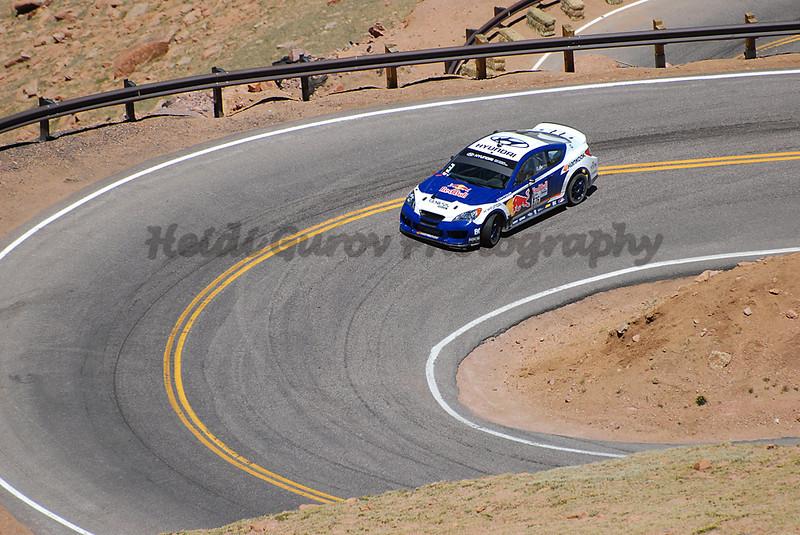 Rod Millen - #676 - 2011 Hyundai Genesis - Time Attack 2WD