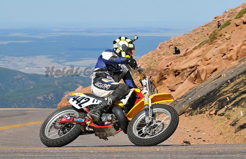 Jimi Heyder - #442 - 250 Motorcycle