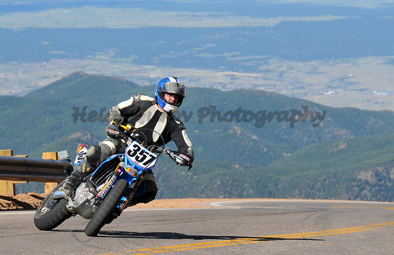 Gary Trachy - #357 - 750 Motorcycle