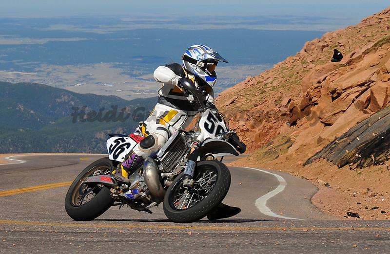 Chuck Lee - #56- 250 Motorcycle
