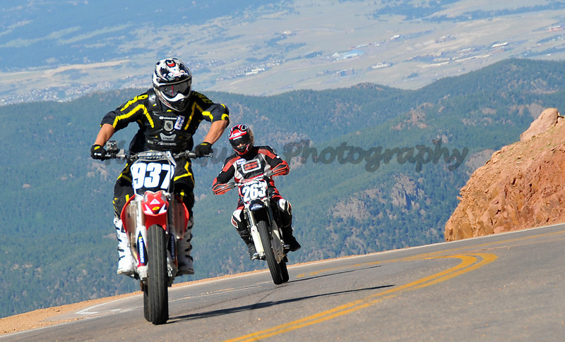 Donnie Burns - #937 - 450 Motorcycle<br /> Mitchell Trom - #263 - 450 Motorcycle