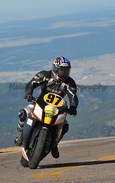 Jeff Grace - #97 - 1205 Motorcycle