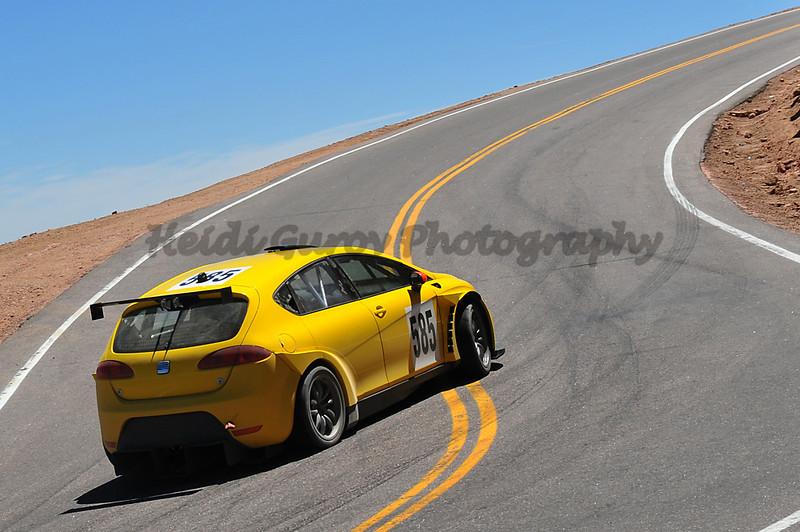 Harrad Demuth - #585 - 2010 Leon Supercopa - Time Attack 2WD