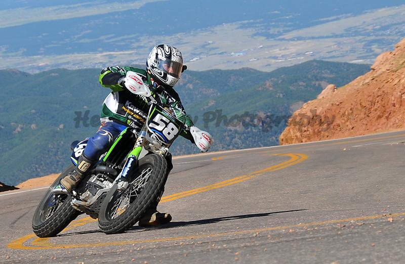 Davey Durelle - #58 - 450 Motorcycle