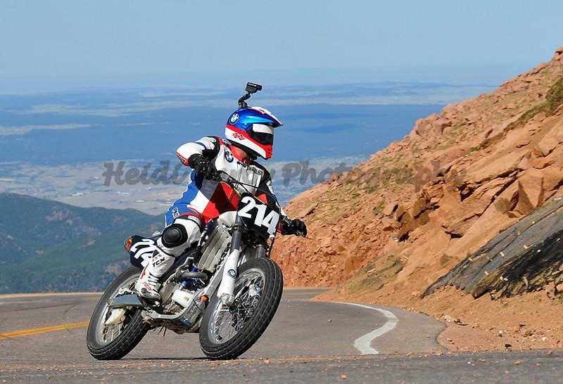 Chris Johns - #214 - 450 Motorcycle