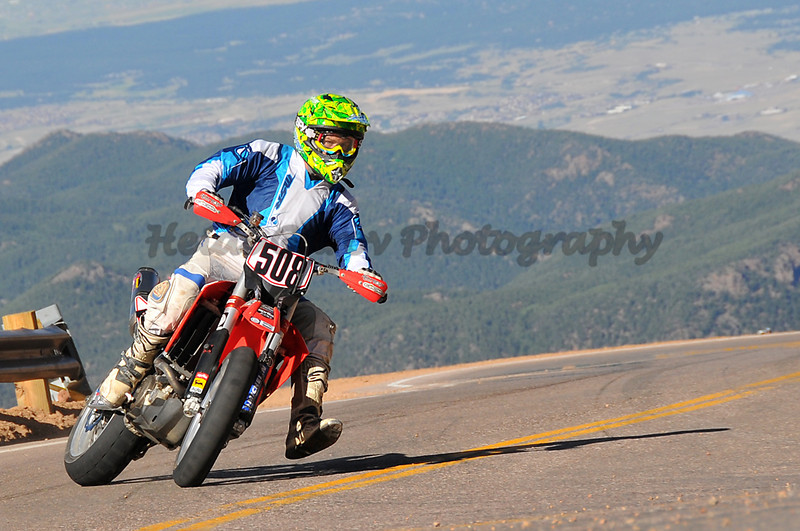 Stuart Sinclair - #508 - 750 Motorcycle