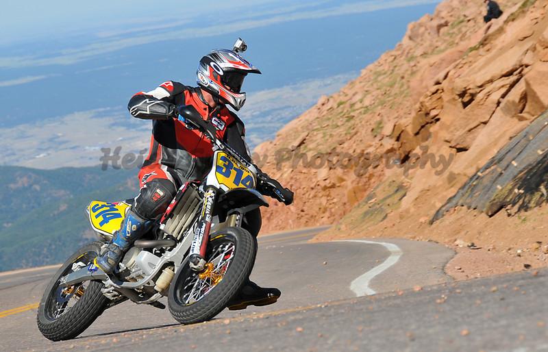 Daniel Raygor - #314 - Super Moto 450