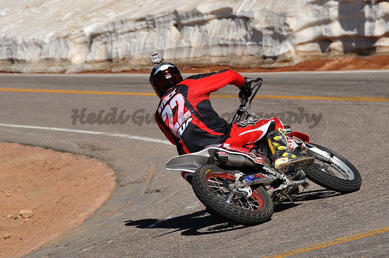 Dave Stock - #22- 450 Motorcycle