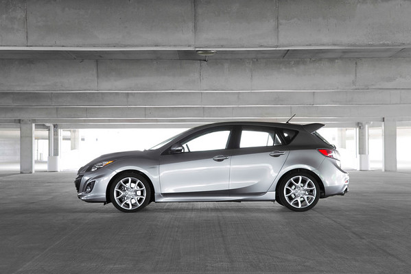 Mazdaspeed 3