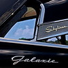 1959 Ford Galaxie Skyliner - The motorized hardtop roof hides itself in the car's (gargantuan) trunk space!