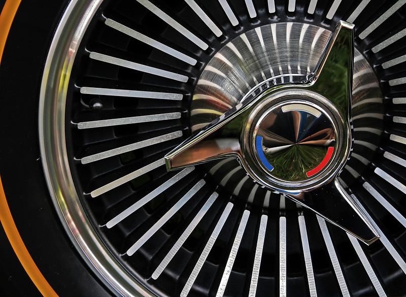 '66 Vette Wheel