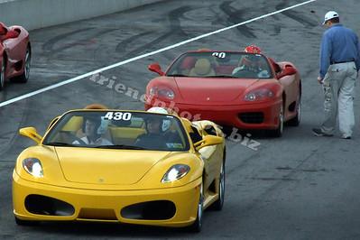 F430 & 360 SPIDER