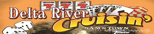 "13th Annual ""Delta River Cruisin' Car Show"" 2012 Flyer"